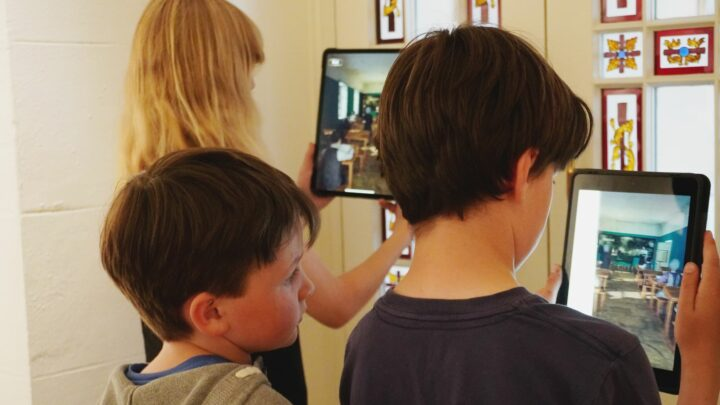 Clifton House augmented reality tour