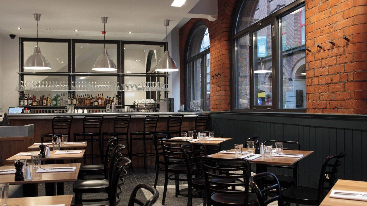 Bar e Grill na James Street South