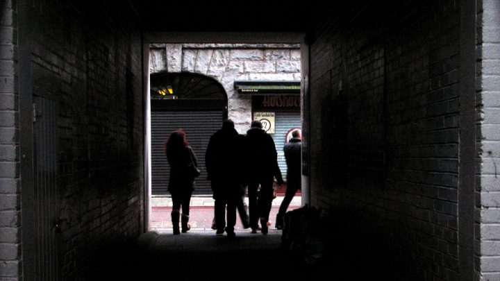 A History of Terror Walking Tour