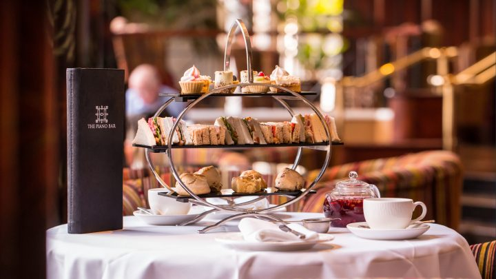 Afternoon Tea at Hastings Europa Hotel