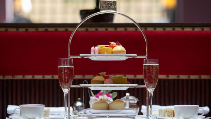 Afternoon Tea at The Merchant Hotel