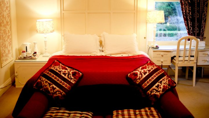 An Old Rectory Bedroom