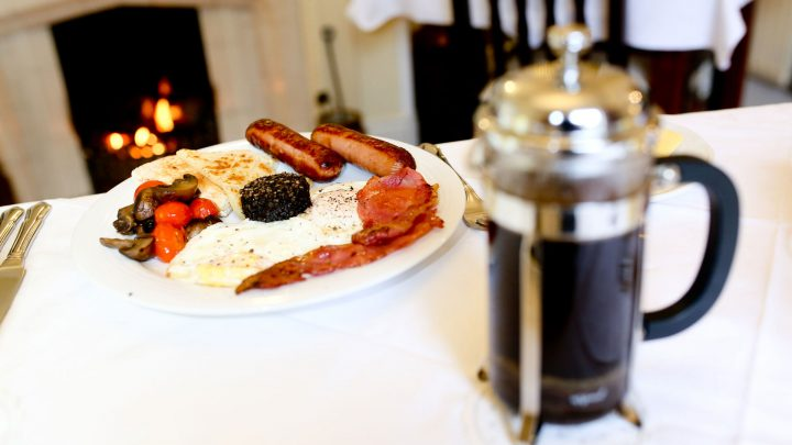 An Old Rectory Ulster Fry