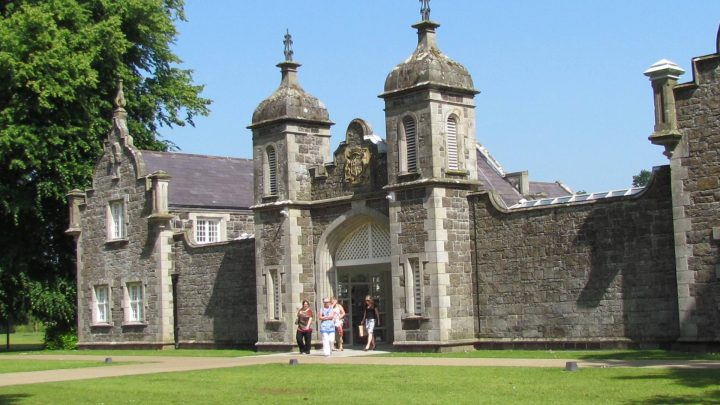 Antrim Castle Gardens and Clotworthy House