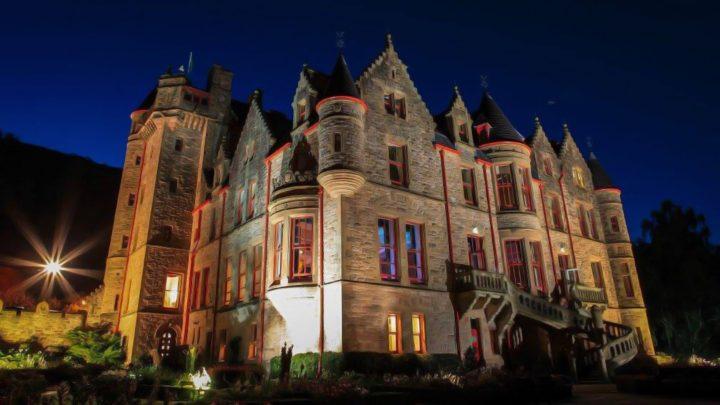 Belfast Castle Estate & Cave Hill Visitor Centre