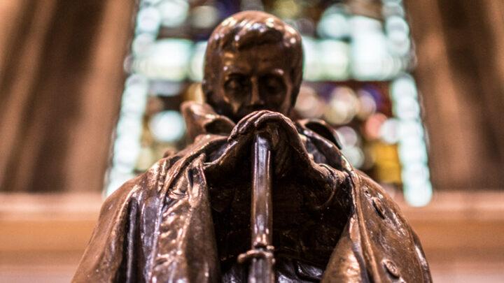 Belfast Cathedral War Memorial
