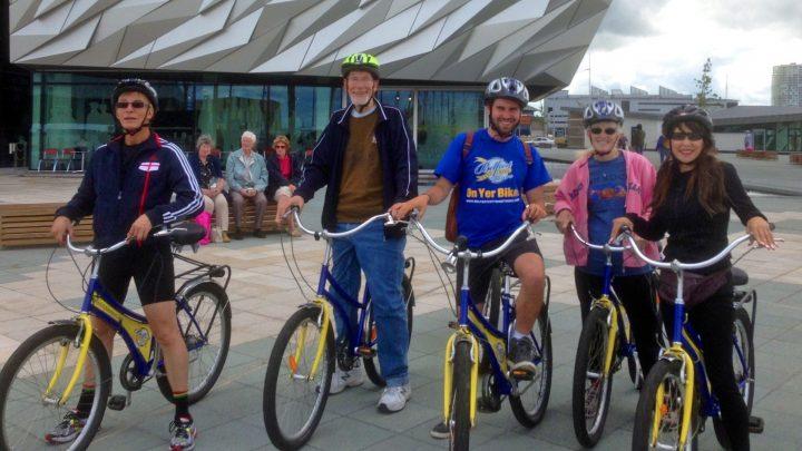 Belfast City Bike Tours