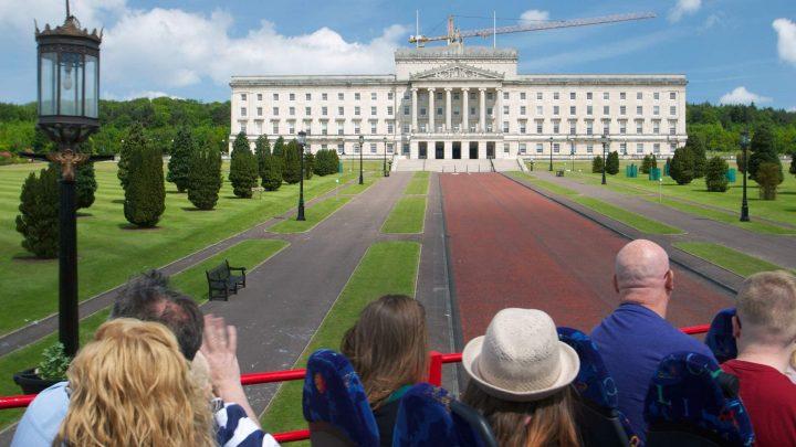 Belfast City Sightseeing Tour