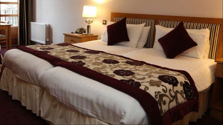 Belfast Loughshore Bedroom