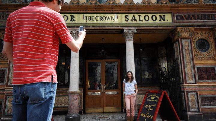 Belfast Tour GuidesCrown Bar