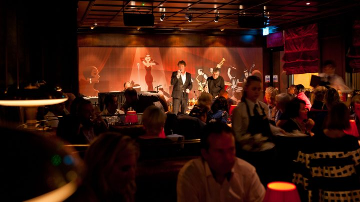 Berts Jazz Bar Singers