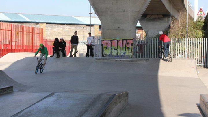Bridges Urban Sports Park