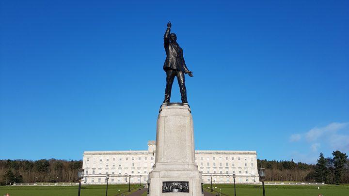 Carson's Statue
