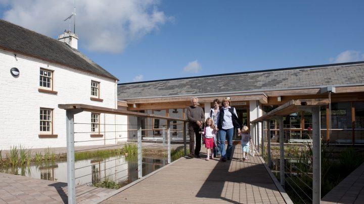 Castle Espie Wildfowl & Wetlands Centre