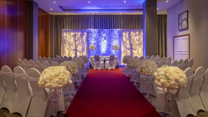 Clayton Hotel Civil Ceremony 2021