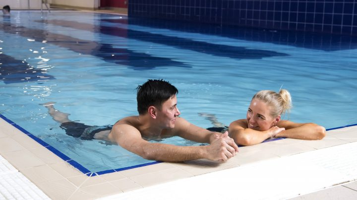 Clayton Hotel Pool
