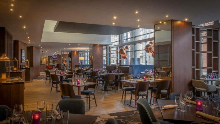 Clayton Hotel Restaurant 2021