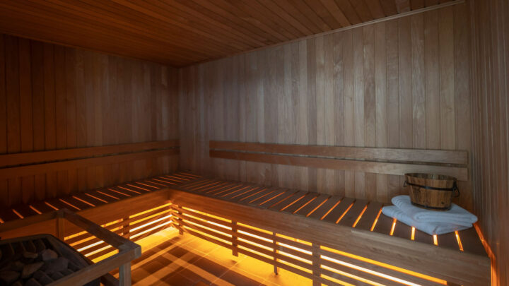 Clayton Hotel Sauna 2021