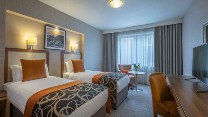 Clayton Hotel Twin Room 2021