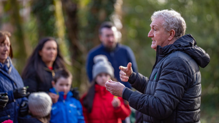 Colin Glen Forest Park Guided Walk