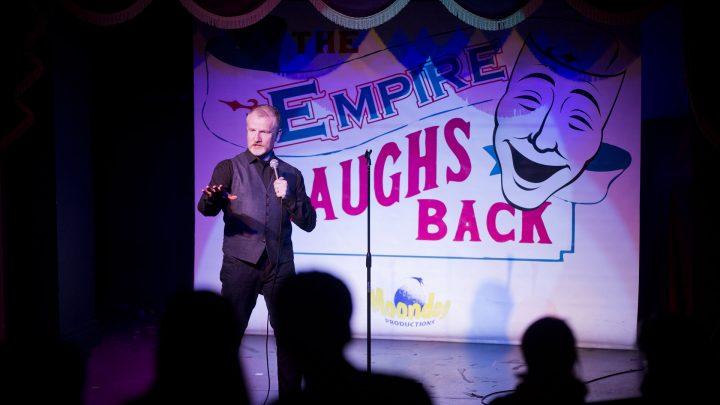 Comedy Night at The Empire