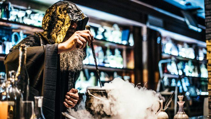 Cursed Goblet Parlour Bar