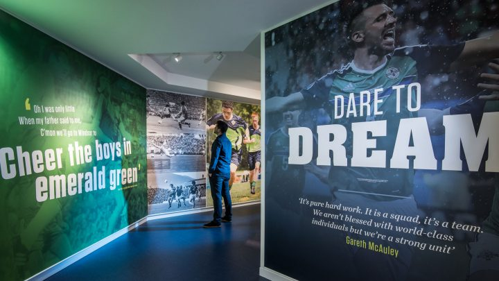 Dare to Dream at IFA Education and Heritage Centre