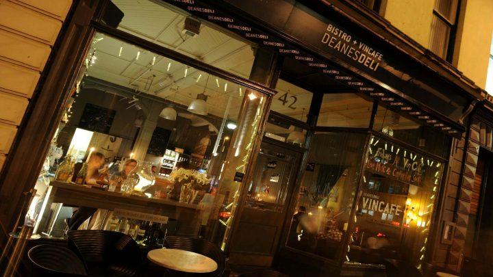 Deanes Deli Vin Cafe