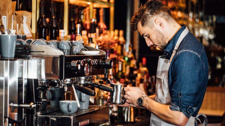 Doyen Bar barista