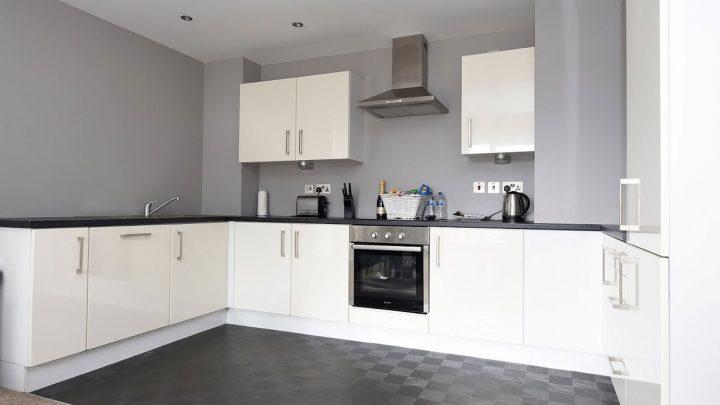 Dream Apartments Belfast Kitchen