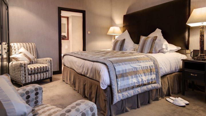 Europa Hotel Bedroom
