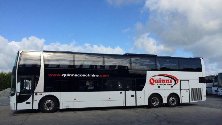 Executive & Luxury Tours – Quinn's Coach Hire