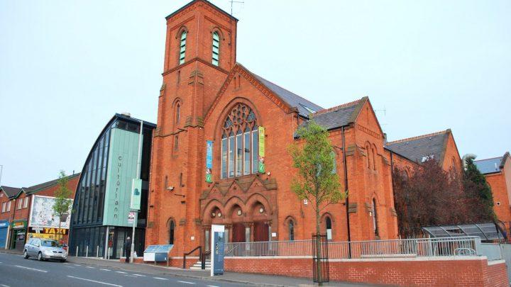 Fáilte Feirste Thiar   Visit West Belfast