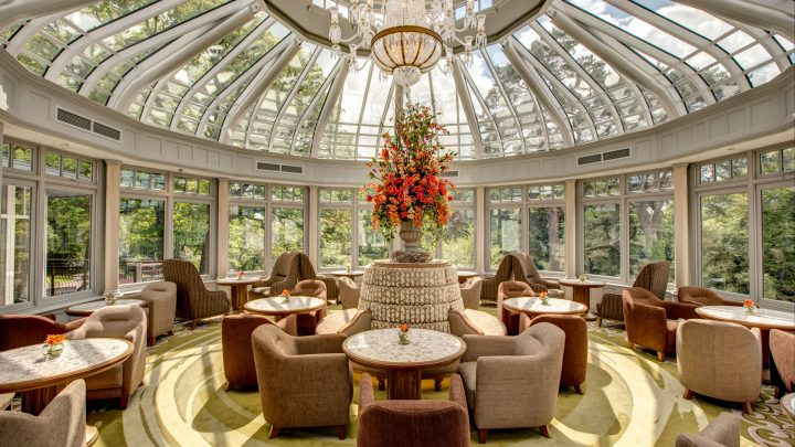 Galgorm Resort River Room
