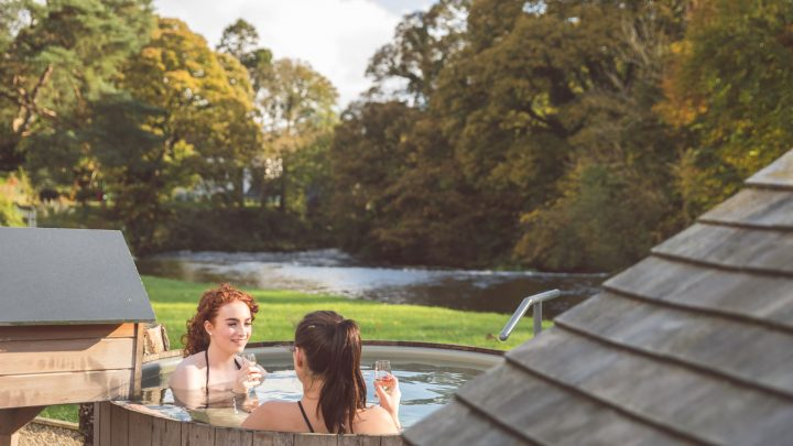 Galgorm Riverside Bathing at Galgorm