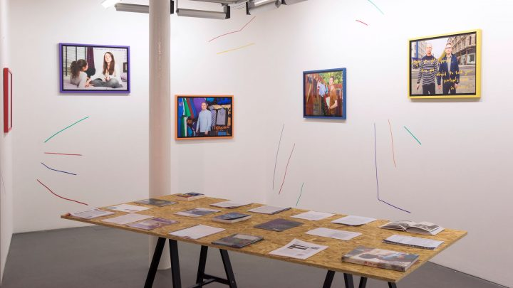 Gallery at Belfast Exposed