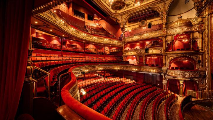 Grand Opera House Auditorium New