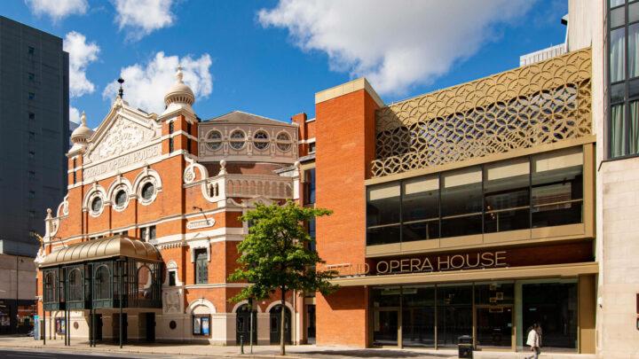 Grand Opera House New Facade