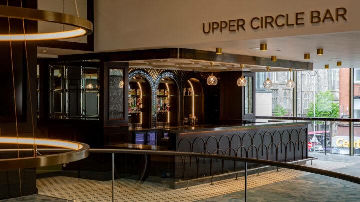 Grand Opera House Upper Circle Bar New