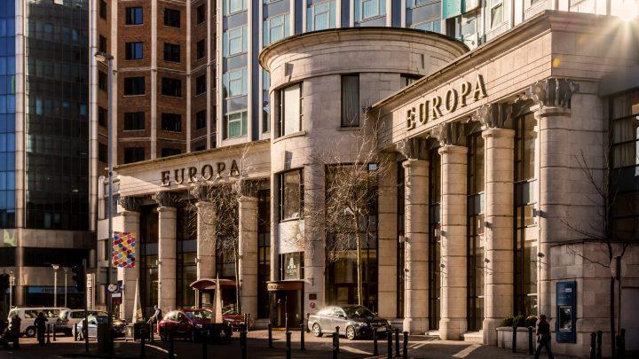 Hastings Europa Hotel Exterior