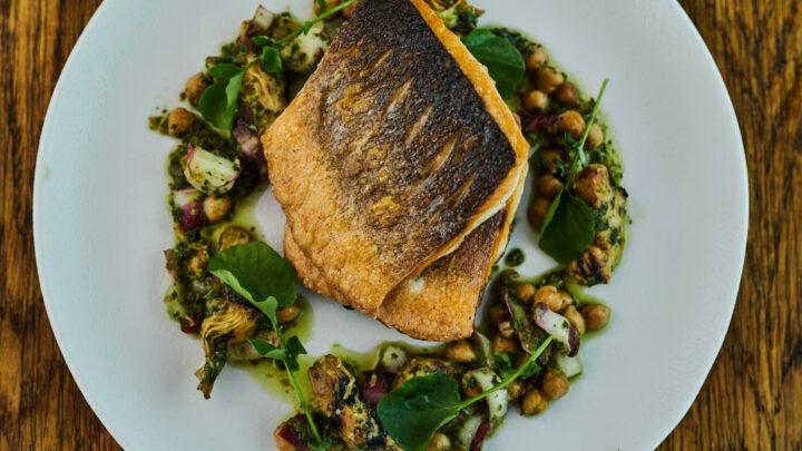 Home Restaurant Fish New