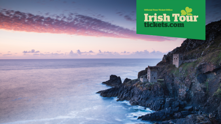 Irish Tour Tickets