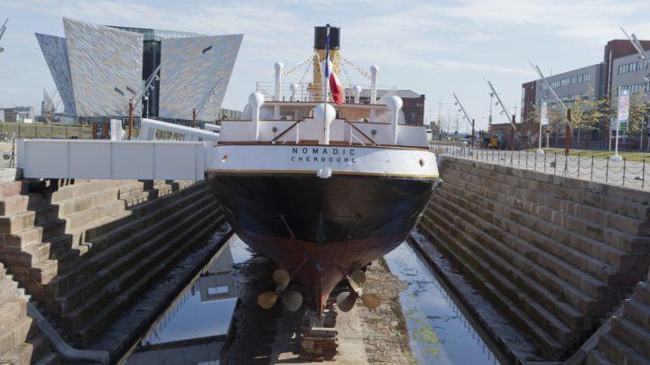 Nomadic Belfast (SS Nomadic)