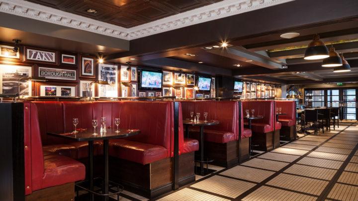 RBG Bar and Grill Park Inn 1