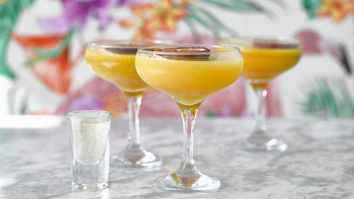 Revolucion de Cuba cocktails
