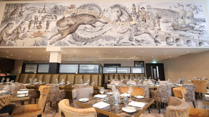Seahorse Restaurant at Hastings Grand Central