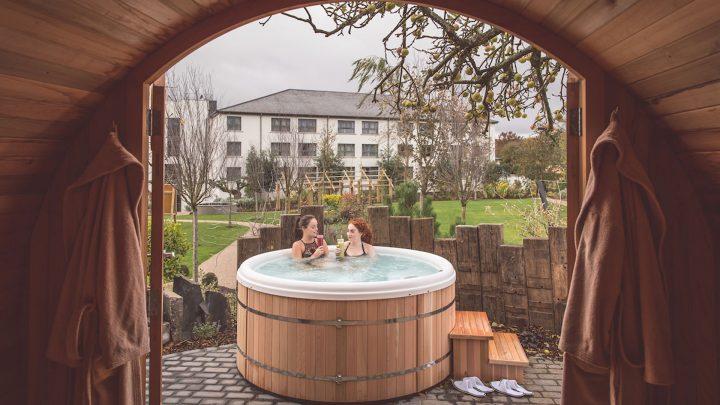 Serenity Bathing at Galgorm Resort