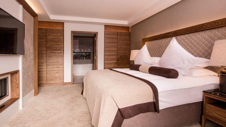Signature Suite at Galgorm Resort
