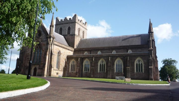 St Patrick's Cathedral Church of Ireland Armagh