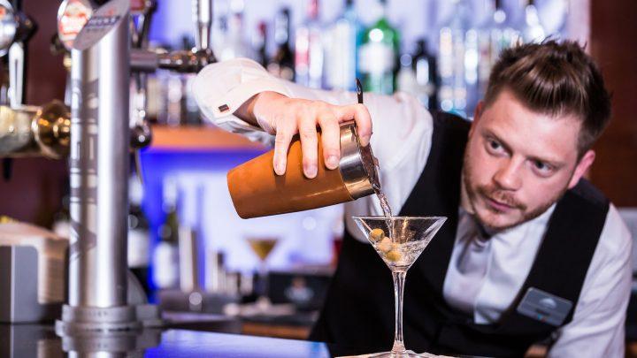 Stormont Hotel cocktails